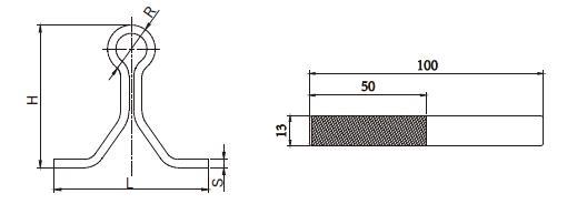 in ground u groove steel sliding gate rail suppliers