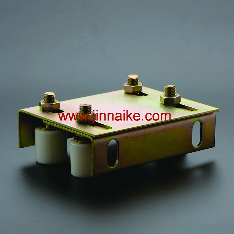 Znic Guide Bracket With Nylon Roller