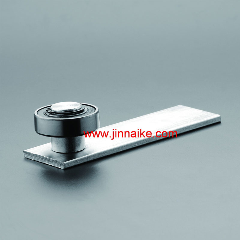 Hanging Door Roller (1 Bearing With Plate)