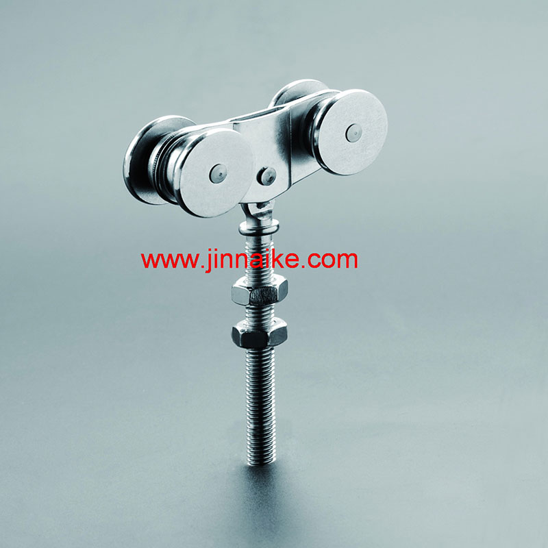 Hanging Door Roller 4 Rollers Suppliers Jiaxing