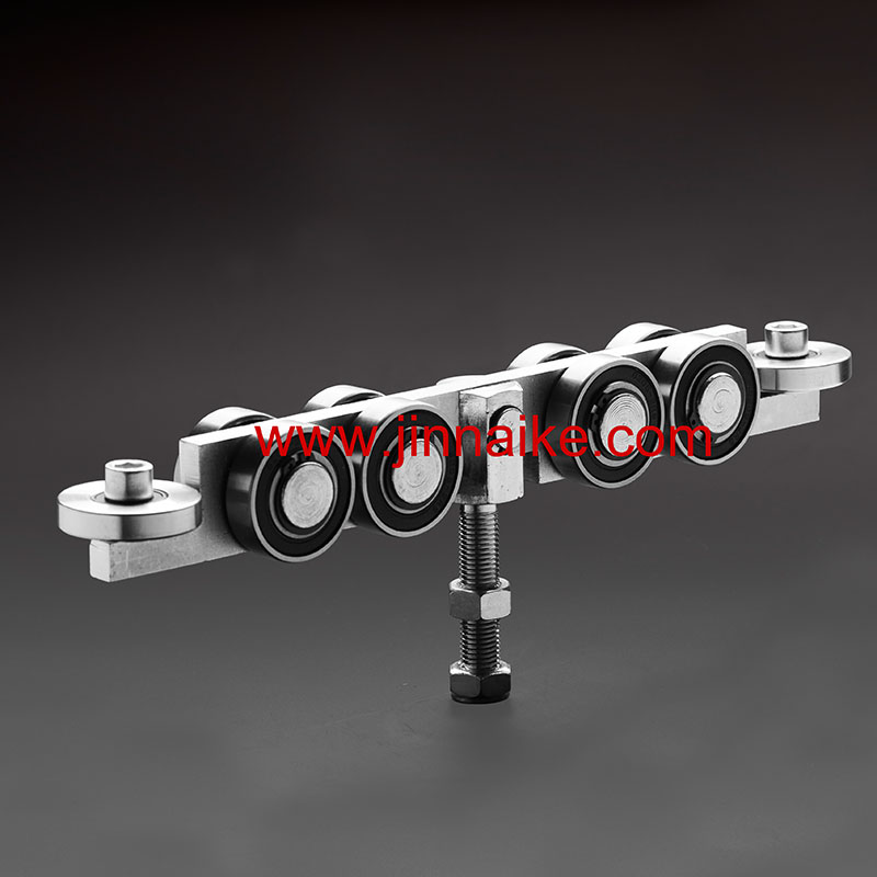 Internal Slide Gate Track Trolley 10wheels Suppliers