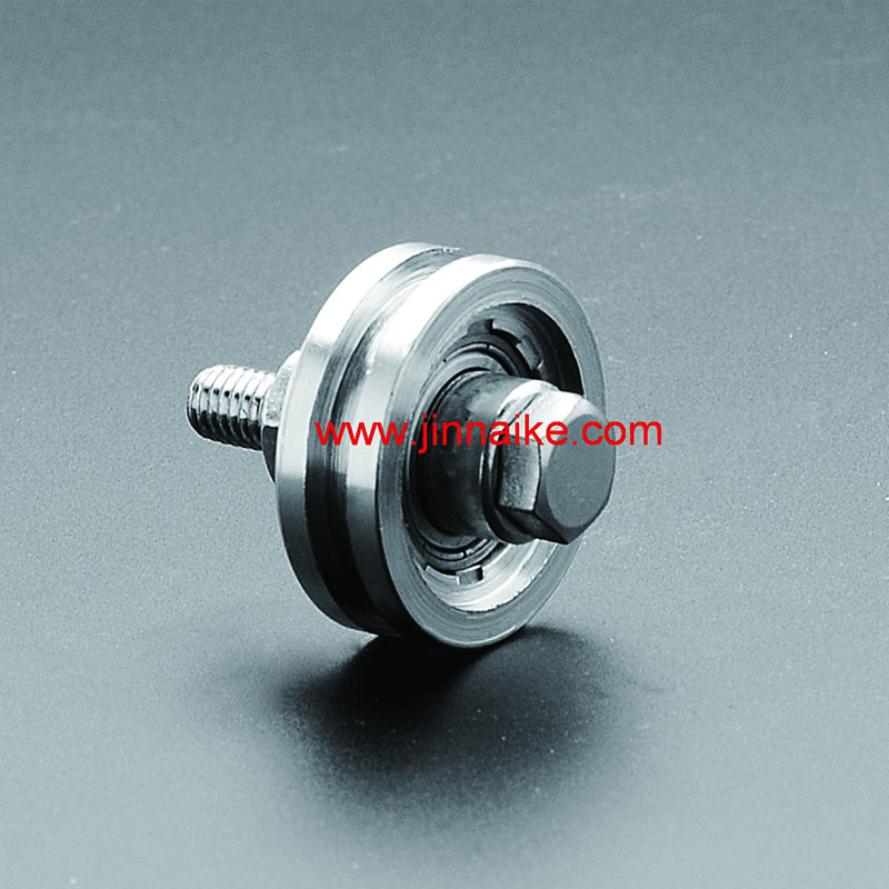 Sliding Gate Pulley With Bolt