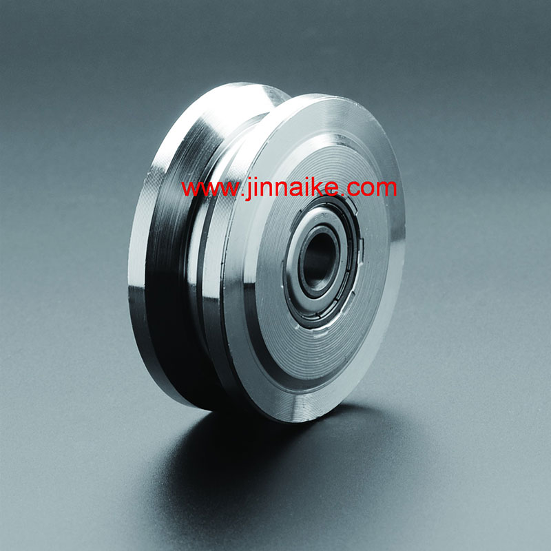 Sliding Gate Wheel with Double Bearings