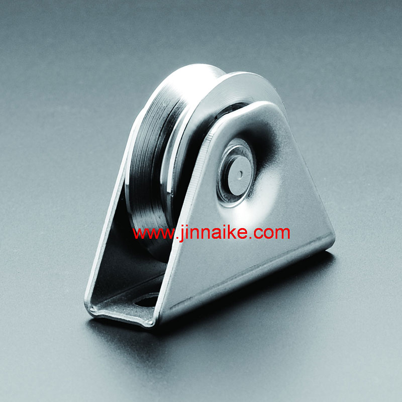 Sliding Gate Pulley with Exterior Bracket