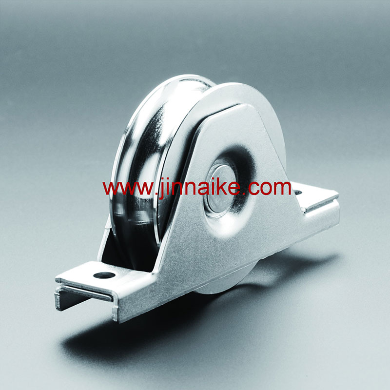 Sliding Gate Wheel With Interior Bracket