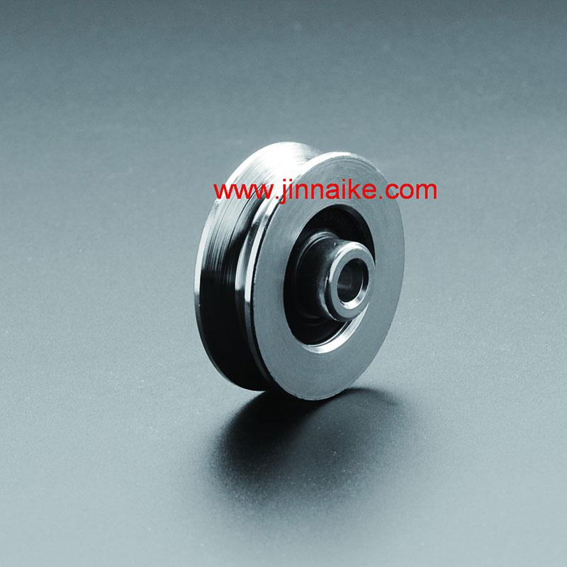 Sliding Gate Roller with Spacer Tube