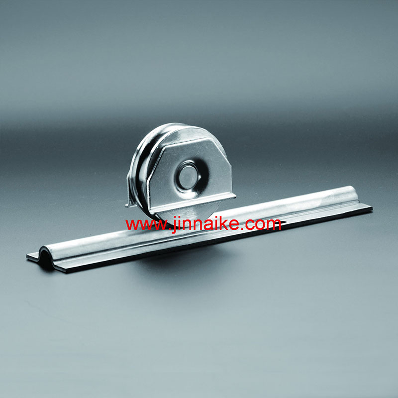 U Groove Steel Sliding Gate Track