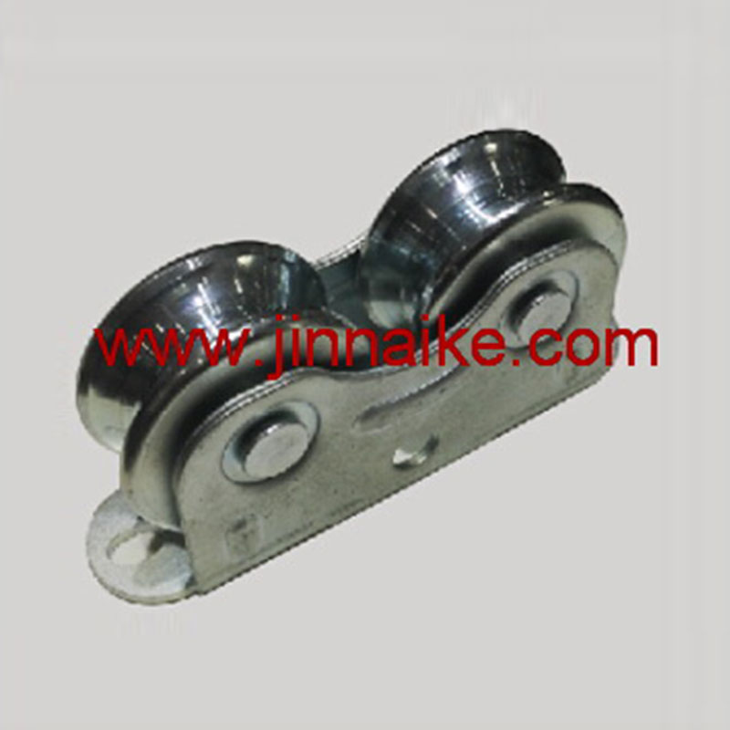 Sliding Gate Roller With Double Rollers