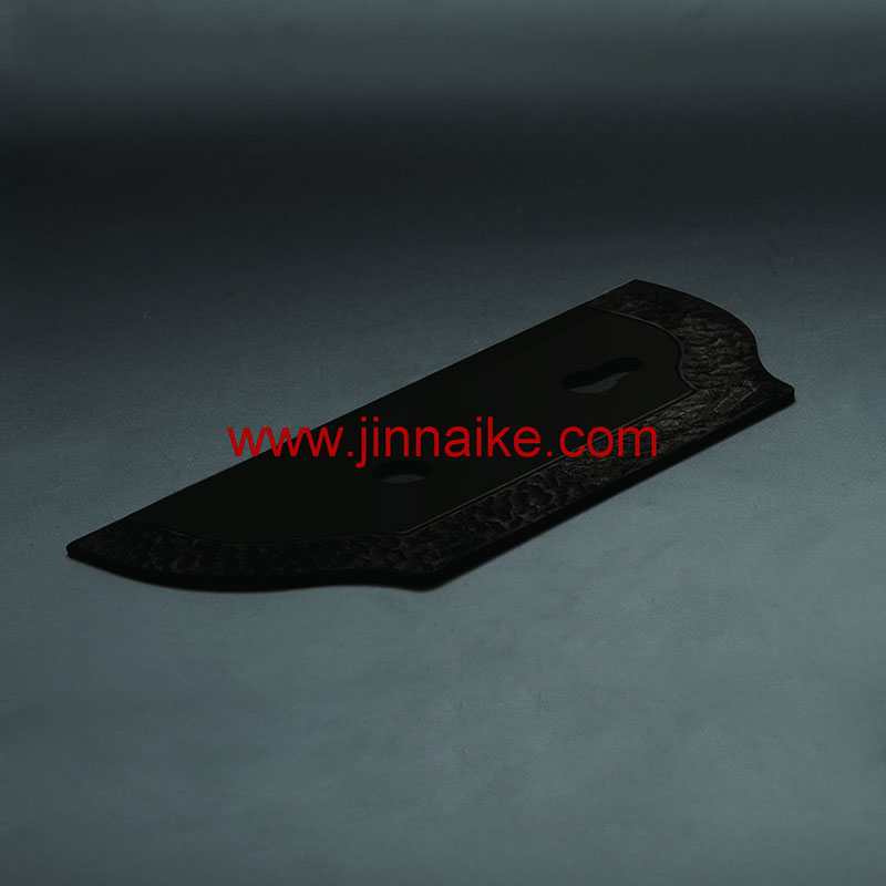 Iron Lock Plate