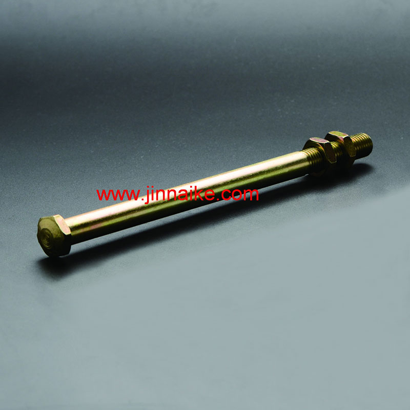 Long Bolt with Nuts