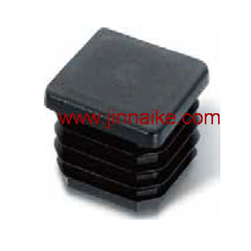 Square plastic post cap
