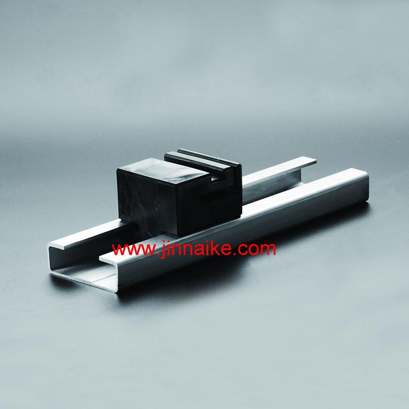 Plastic Block & Aluminum Alloy Track